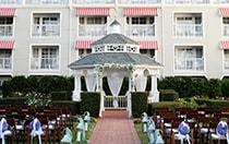 Yacht Club Wedding Gazebo