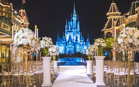 Florida Wishes Wedding Venues | Disney's Fairy Tale ...