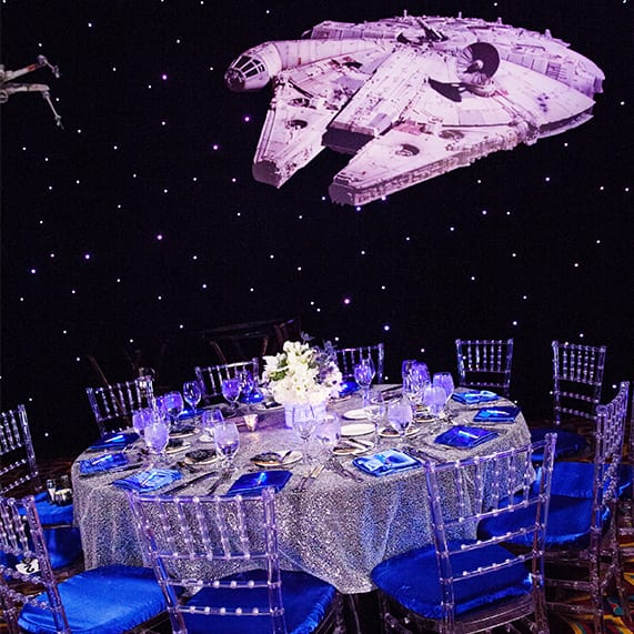 Disney Weddings: May The 4th Be With You