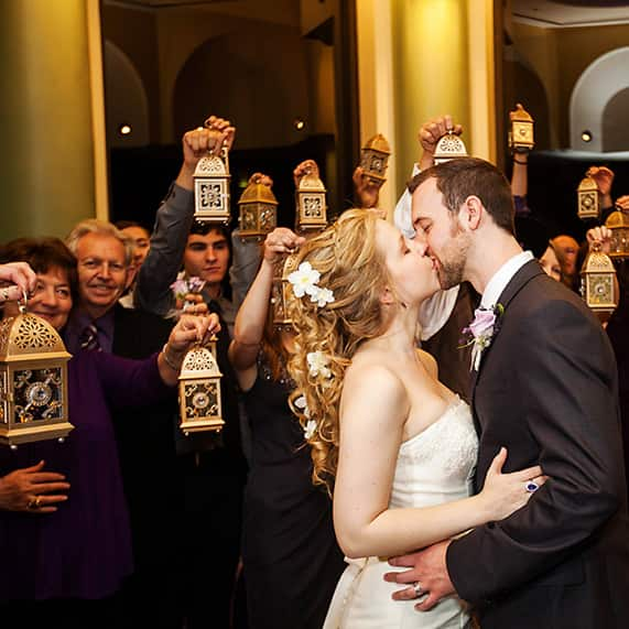 Real Wedding Spotlight: Chelsea & Trever