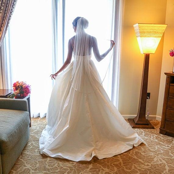Aulani Weddings: Aulani Wedding Spotlight: Kimberlee & Johnathan