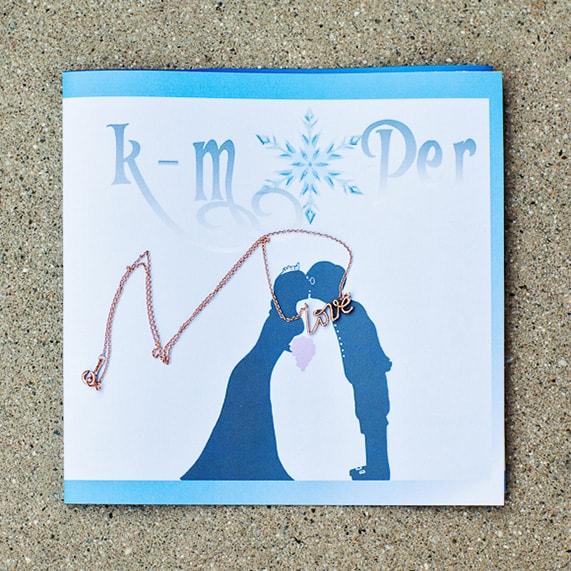 Wedding Invitations And Favors Disney