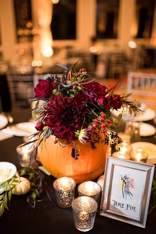 Disney Halloween Wedding Decor Inspiration Disney Weddings Disney
