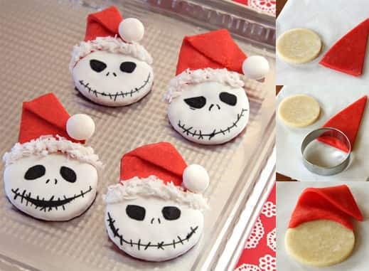 Jack Nightmare Before Christmas Cookie//Icing Cutter