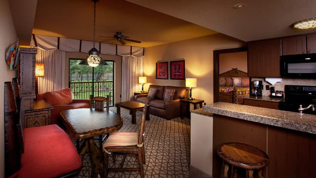 Rooms Points Disney S Animal Kingdom Villas Kidani Village Disney Vacation Club