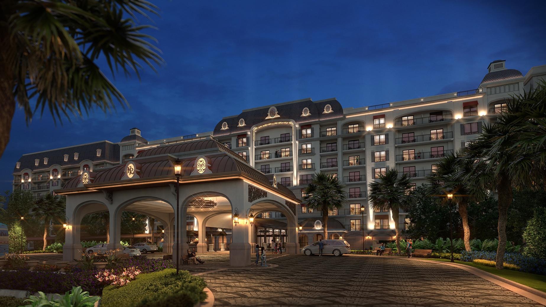 c8bd1f9c7 Disney s Riviera Resort — Projected to Open in December 2019