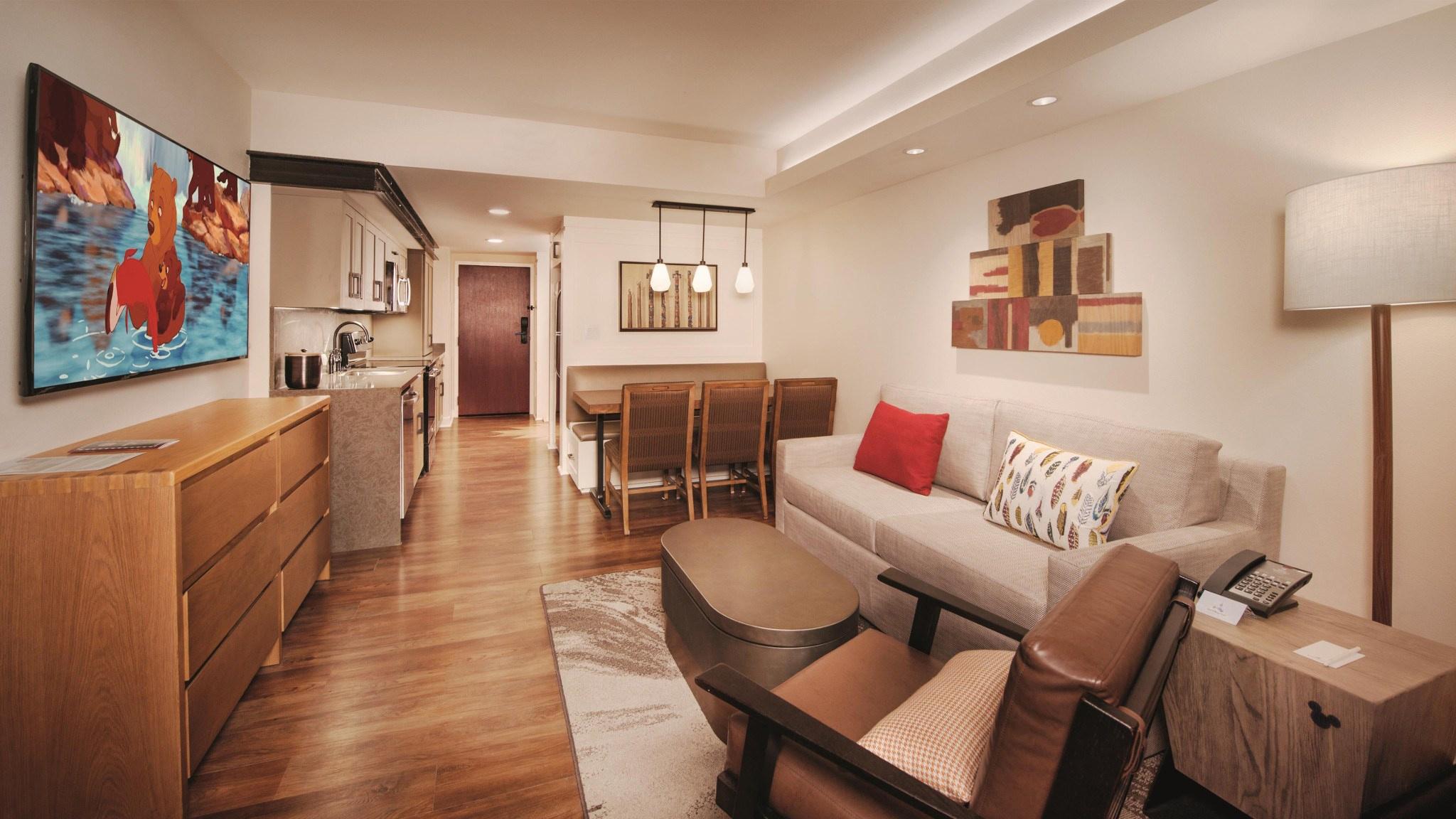 Rooms & Points  Copper Creek Villas & Cabins  Disney Vacation Club