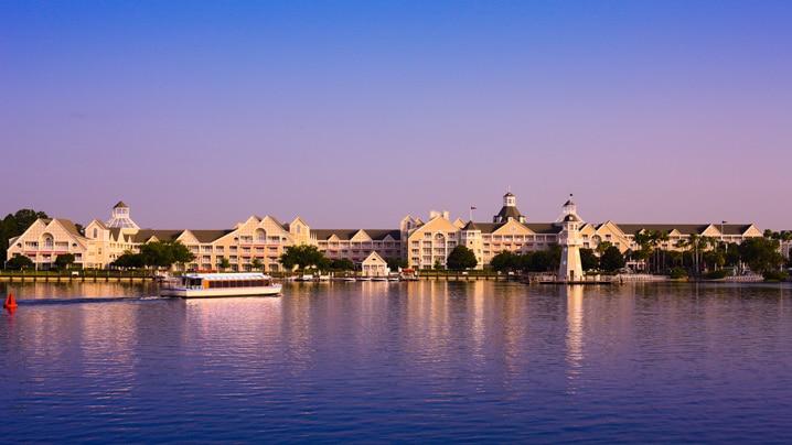 Amenities Amp Recreation Disney S Beach Club Villas