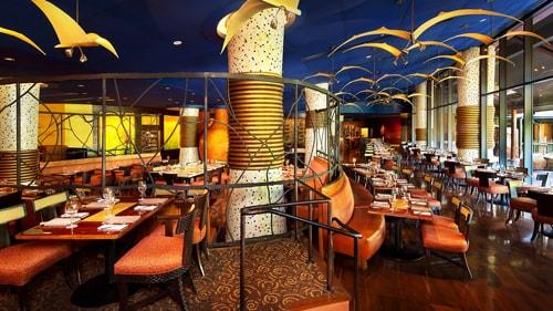 Dining At Disneys Animal Kingdom Lodge Walt Disney World Resort