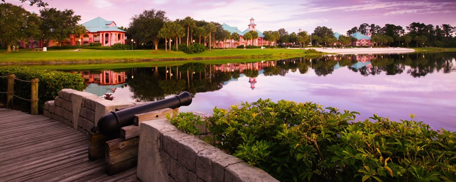Disney\'s Caribbean Beach Resort | Disney Vacation Club