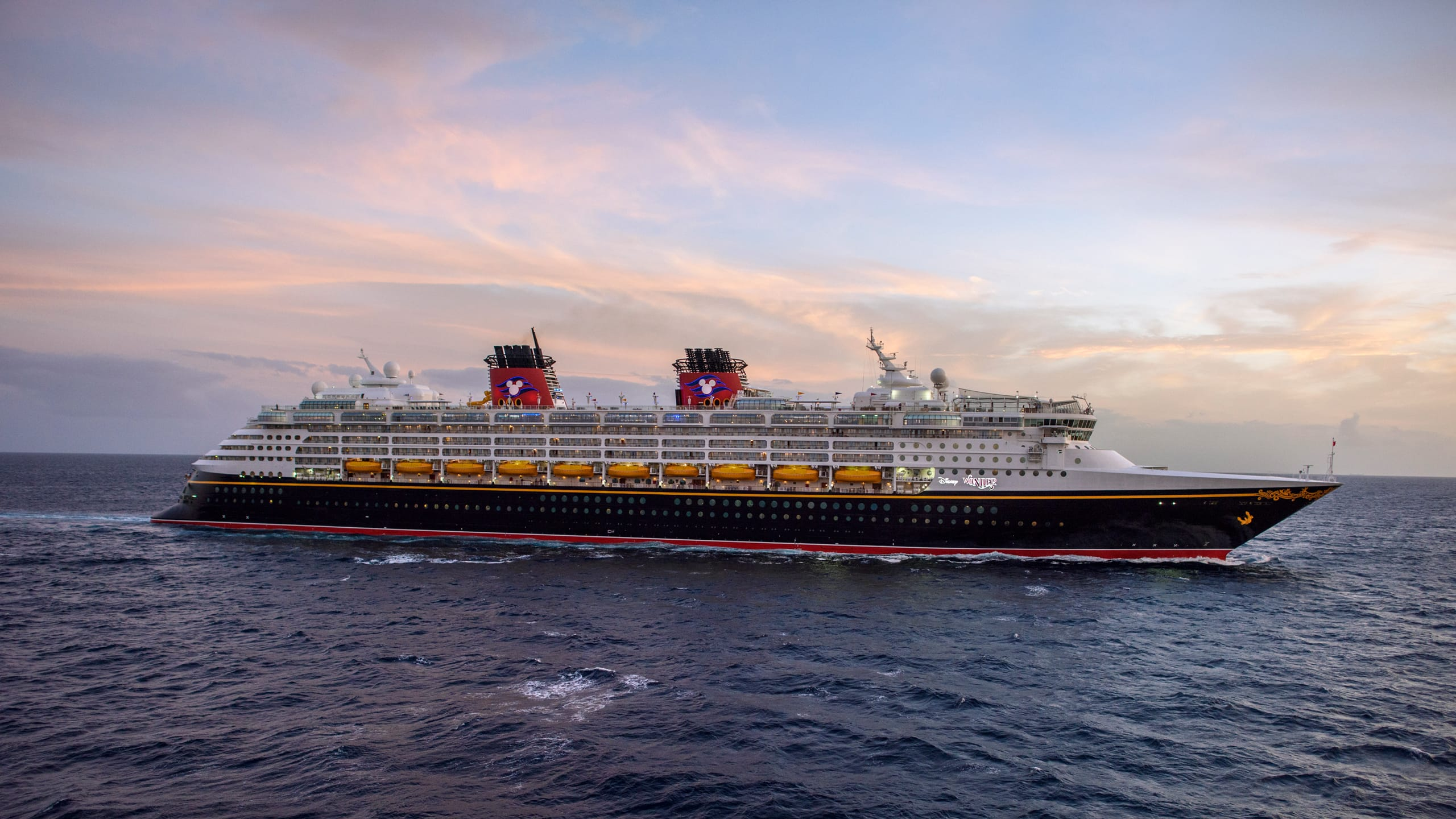 Disney Cruise Ship Comparison Chart  Cruise Gallery