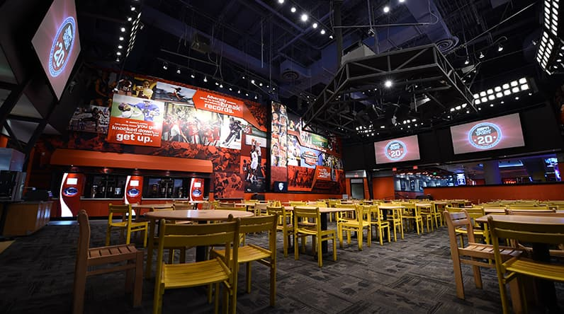 ESPN Wide World of Sports Grill