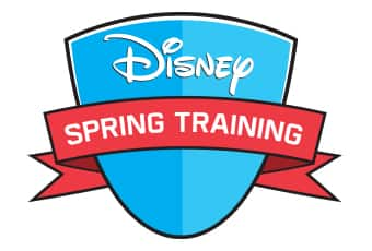 Disney Spring Training Logo