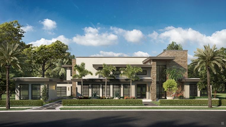 af46229abe Press Release  Golden Oak at Walt Disney World Resort Brings the Outside In  With New Modern Home Design