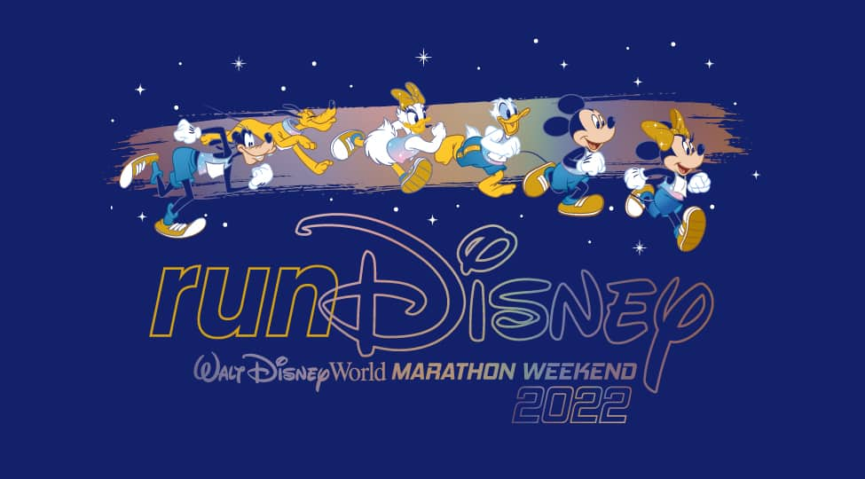 "runDisney revela temas do ""Walt Disney World Marathon Weekend 2022"""