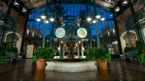 Disney's Port Orleans French Quarter Resort