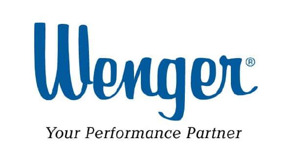 A Wenger logo featuring the words Your Performance Partner